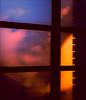 Sunrise Through a Doorway