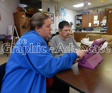 Opportunity Living assists adults with intellectual and physical disabilities. The organization recently received a three-year accredidation, the fourth in its history. PHOTO COURTESY OPPORTUNITY LIVING