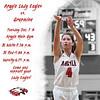 Argyle Lady Eagles vs. Grapevine<br /> Tuesday Dec. 1 @ Argyle Main Gym JV White-7:30 p.m. JV Red-5:00 p.m. Varsity-6:15 p.m. Come and support your Lady Eagles! (Tyler Castellanos|The Talon News)