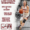 Lady Eagles Basketball Argyle Lady Eagles vs. Castleberry Friday Jan. 29th @ Castleberry Varsity-6:15 p.m. JV Red-5:00 p.m. JV White-7:30 p.m. (Tyler Castellanos|The Talon News)
