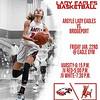 Lady Eagle Basketball<br /> Argyle Lady Eagles vs. Bridgeport Friday Jan. 22nd @ Eagles Gym Varsity-6:15 p.m. JV Red-5:00 p.m. JV White-7:30 p.m. (Tyler Castellanos|The Talon News)