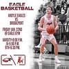 Eagle Basketball<br />  Argyle Eagles vs. Bridgeport Friday Jan. 22nd @ Eagle Gym Varsity-8:00 p.m. JV-5:00 p.m. 9th-6:30p.m. (Tyler Castellanos|The Talon News)