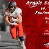 Argyle Eagles vs. Kaufman <br /> Friday Oct. 30 @ Eagle Stadium It's senior night! Seniors wear white, everyone else wear black to show support! (Tyler Castellanos|The Talon News)