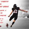 Argyle Eagles vs. Pleasant Grove<br /> Friday Sept. 4 @7:30 Hawk Stadium Wear pj's to school to show spirit! (Tyler Castellanos|The Talon News)
