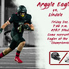 Argyle Eagles vs. Lindale<br /> Friday Dec. 18 7:00 p.m. @ AT&T Stadium Come and support your Eagles at the State Championship! (Tyler Castellanos|The Talon News)
