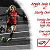 Argyle Lady Eagles vs. Liberty Christian<br /> Tuesday Jan. 26th 5:00 p.m. @ Eagle Stadium Come support your Lady Eagles! (Tyler Castellanos|The Talon News)
