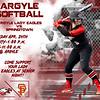 Argyle Softball Argyle Lady Eagles vs. Springtown Saturday Apr. 24th Varsity-1:00 p.m. JV-11:00 a.m. Come support your Lady Eagles at Senior Night! (Tyler Castellanos|The Talon News)