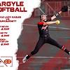 Argyle Softball Argyle Lady Eagles vs. Burkbernett Thursday May 6th 5:00 p.m. @ Bowie Firday May 7th 5:00 p.m. @ Bowie (If Needed) Saturday May 8th 1:00 p.m. @ Bowie (Tyler Castellanos|The Talon News)