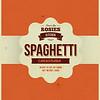 Rosie's Kitchen - Spaghetti