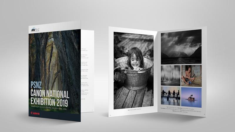 PSNZ National Exhibition 2019 Catalogue