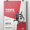 Tawa AFC Newsletter - Matchday Programme