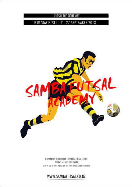 Samba Futsal Academy