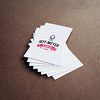 Jeff Meyer - Business card design