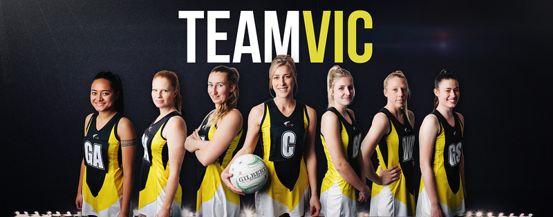 Team Vic - Facebook Banner
