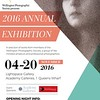 Wellington Photographic Society - 2016 Annual Exhibition