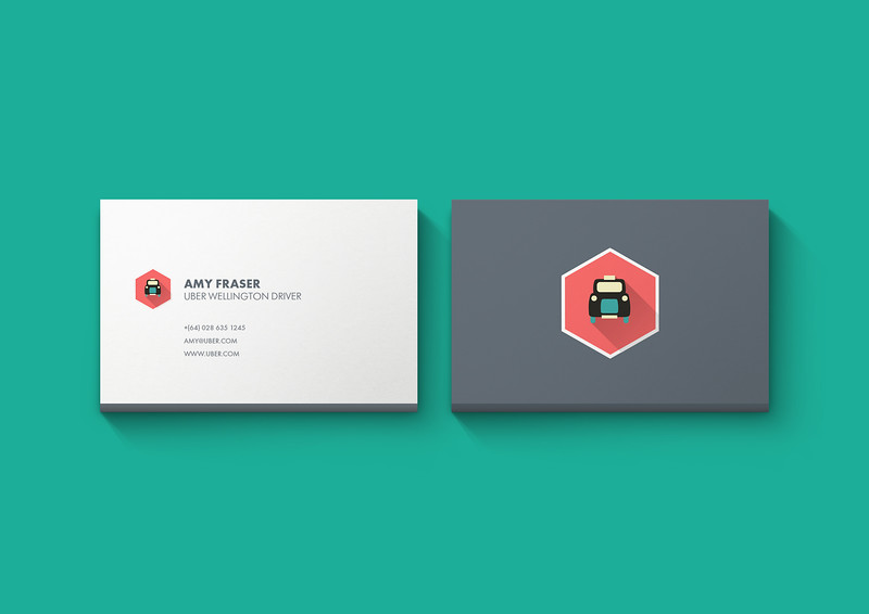 Graphic design print design digital ninja photography design uber wellington business card design reheart Images