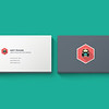 Uber Wellington - Business Card Design