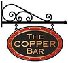 Logo and signage - The Copper Bar, Terre Haute, IN