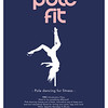 Pole Fit @ Victoria University - Poster Design