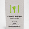 City Electricians - Business Card Design