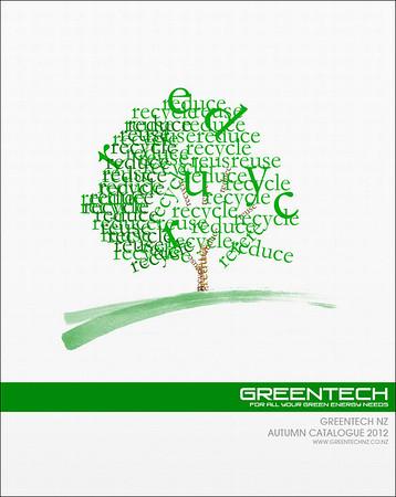 Greentech - Autumn catalogue