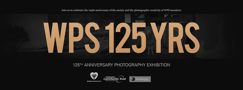Wellington Photographic Society - 125th Anniversary