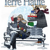 Digital illustration for the December 2014 edition of the Terre Haute Living Magazine.