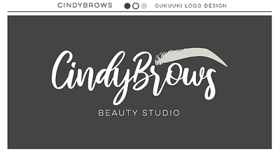 Cindi Brows logo design