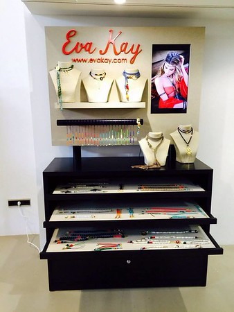 Eva Kay shop display