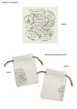 Illustration and packaging design