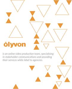 Olyvon web banner design