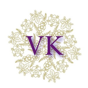 VK logo design