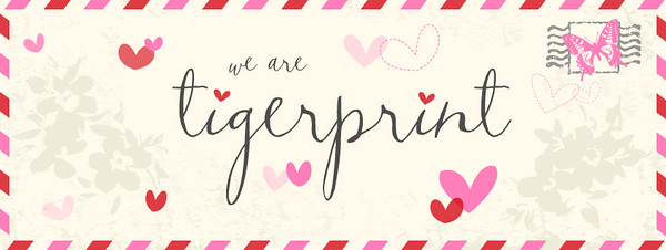 TIGERPRINT Banner Design