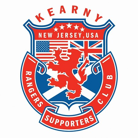 As the only N.A.R.S.A. approved Rangers Club in New Jersey, we meet to enjoy satellite broadcasts live from Scotland, or wherever the Glasgow Rangers are playing. All are welcome! Meetings and Games are shown at Welsh's Snug Harbor, 513 Elm St.., Kearny NJ 07032