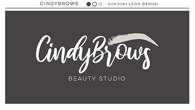 Cindi Brows logo design