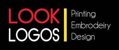 Look logos logo design