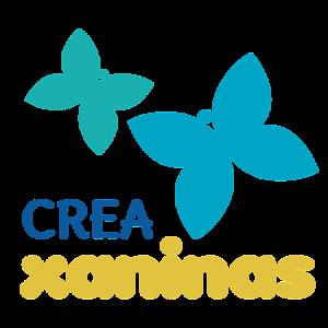 Crea Xaninas logo design