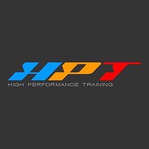 HPT logo design