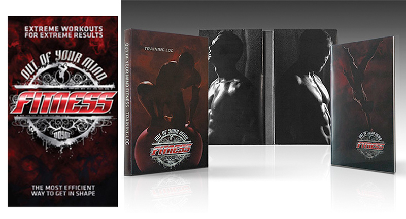 OOYM Fitness DVD Digipak