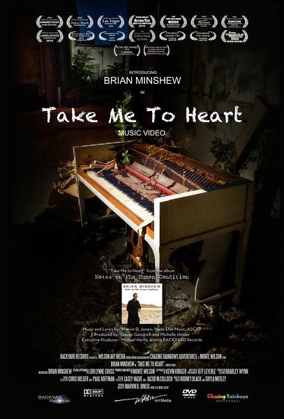"""Take Me To Heart"" music video"