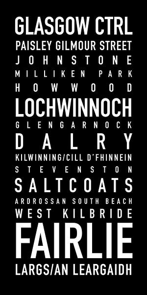 Glasgow to Largs