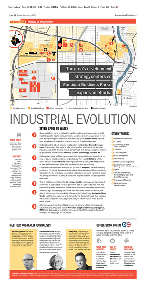 Infographic (InDesign and Illustrator)