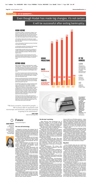 Infographic (InDesign)