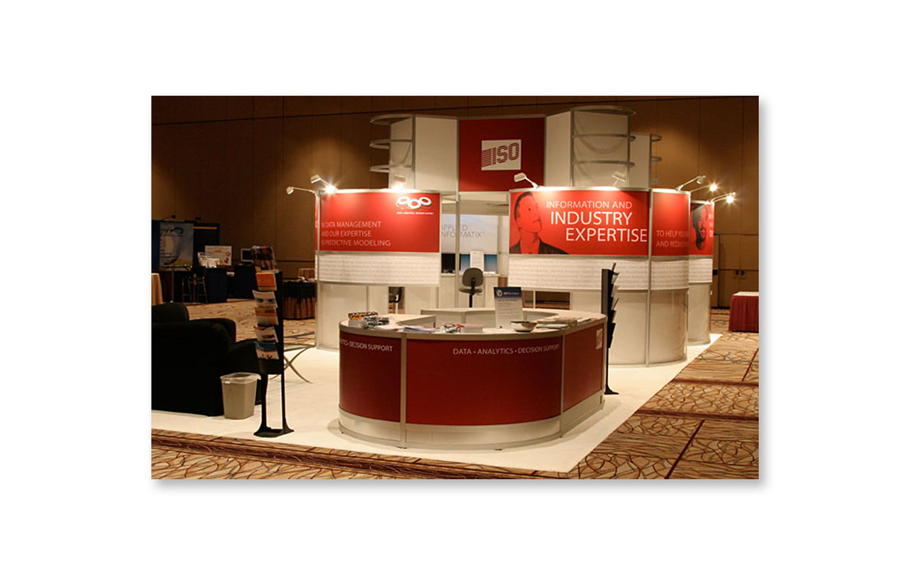 ISOTECH Booth