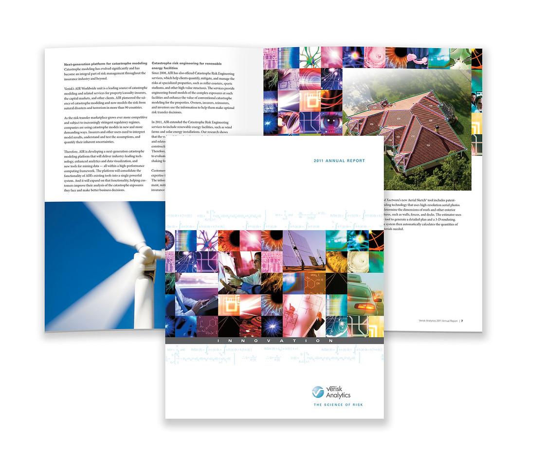 2011 Verisk Analytics Annual Report