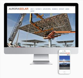 Solar Reserve Project Website https://aurorasolarthermal.com.au/