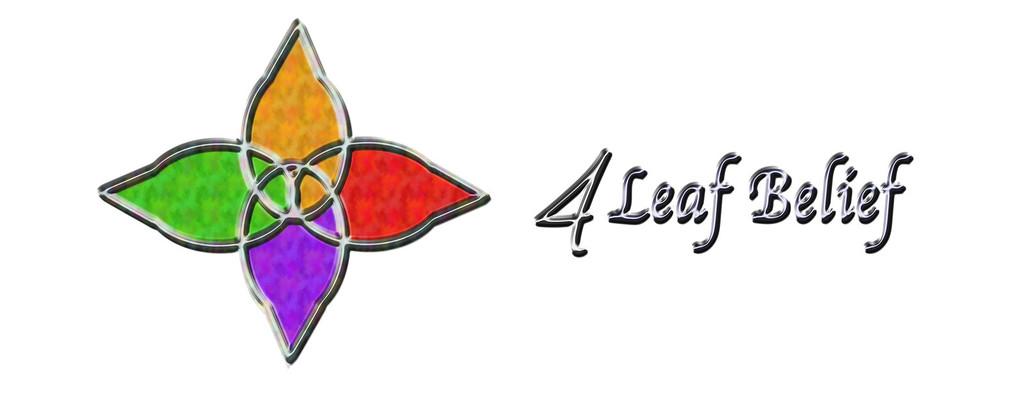 4leafbeliefLogowSilver3