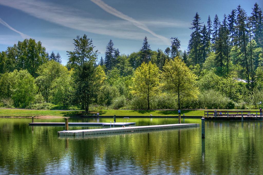 Klineline pond hdr