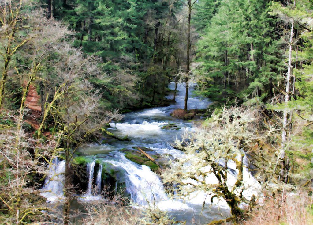lacamas falls