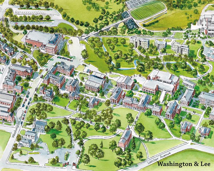 Campus Maps   videoboss